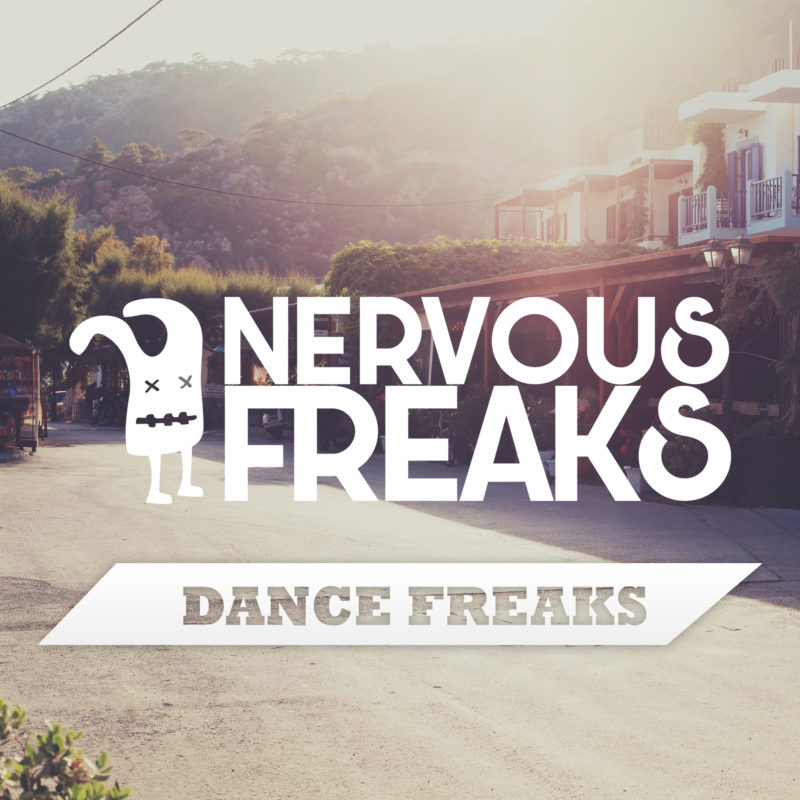 Cover art nervous freaks dance freaks