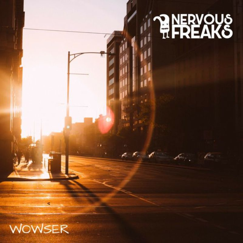 nervous freaks wowser cover