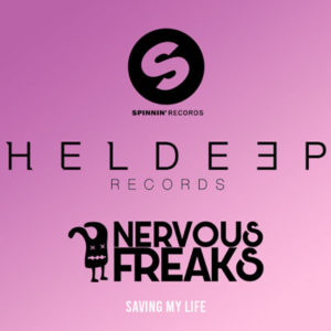 Nervous Freaks - Saving My Life (Original Mix)